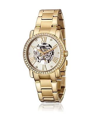 Stührling Original Uhr Legacy 629.04 goldfarben 38  mm