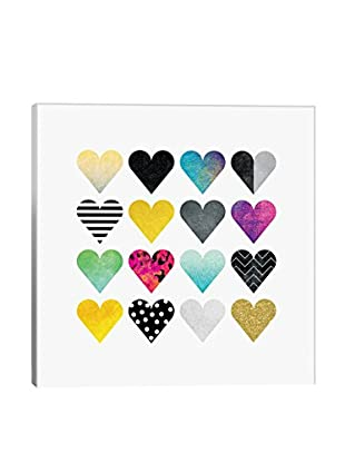 Elisabeth Fredriksson You Are So Lovely Canvas Print