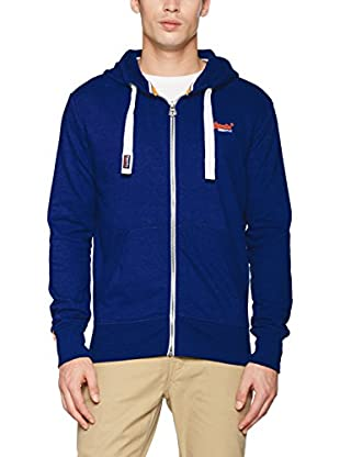 Superdry Giacca Felpa Orange Label Lite Ziphood
