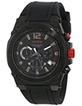 red line Men's RL-50032-BB-01 Activator Chronograph Black Dial Watch