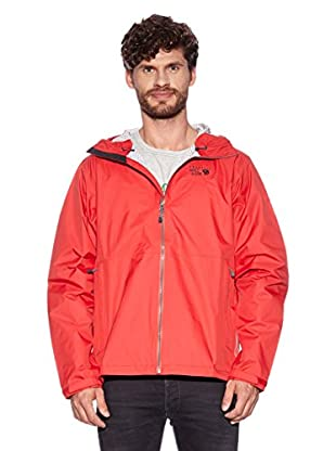 Mountain Hardwear Chaqueta Plasmic (Rojo)