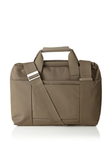 Mandarina Duck Briefcase with Exterior Pocket (Naturale)