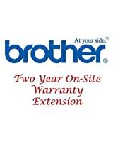 Brother International Corp 2-Year On-Site Warranty Upgrade Extension