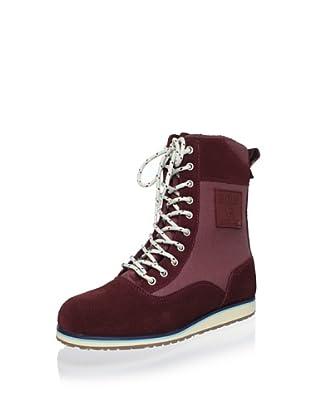 Etnies Women's Regiment Hi Top Sneaker (Chocolate)
