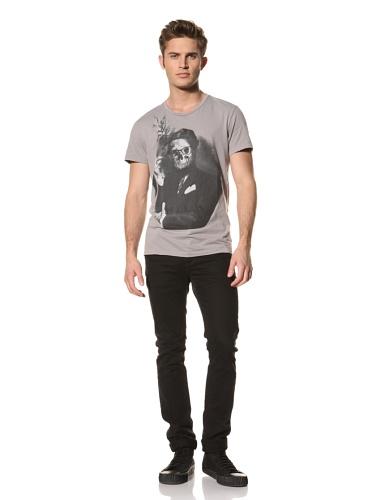 Rogue Men's Short Sleeved T-Shirt (Grey)