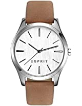 Esprit Analog White Dial Women's Watch - ES108132001