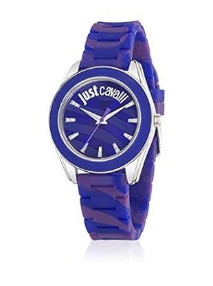 Just Cavalli Reloj de cuarzo Woman Just Dream Azul 38 mm
