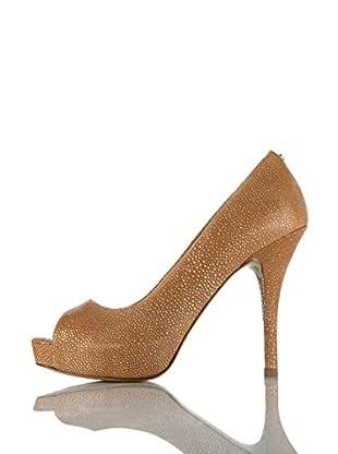 Guess Zapatos peep toe Fl1Healea07