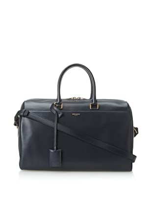 Saint Laurent Women's Duffle SL 12 Bag, Marine