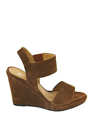 Eye Shoes Sandalias (Marrón)