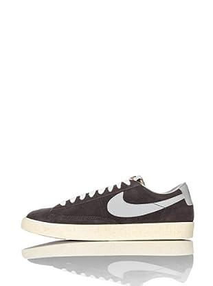 Nike Zapatillas Blazer Low Prm (Vntg Suede) (Antracita/Gris)