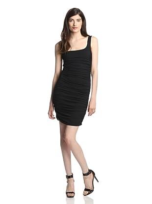 Twenty Tees Women's Ruched Sheath Dress