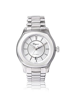 Salvatore Ferragamo Men's FQ1040013 Lungarno Silver Stainless Steel Watch