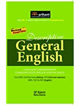Descriptive General English (Old Edition)