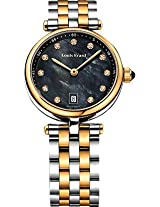 Louis Erard Analog Mother of Pearl Dial Women Watch - 10800AB29.BMA26