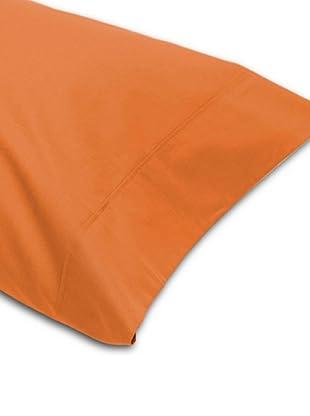 Abecé Cojín Liso (Naranja)