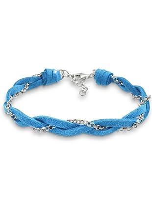 Elli Armband 19 cm blau
