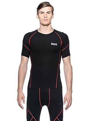 Lonsdale Camiseta Dufftown (Negro)
