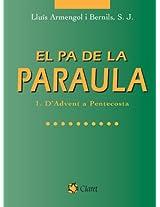 El Pa de la Paraula 1. D'Advent a Pentecosta