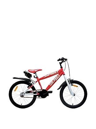 Schiano Cicli Bicicleta 20 The Best 01V Rojo