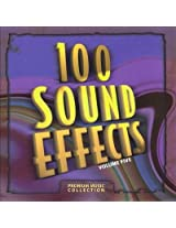100 Sound Effects 5