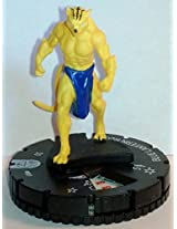 Heroclix DC War of Light #007 Blue Lantern Recruit Figure Complete with Character Card