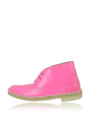 Clarks Botines Desert Boot (Rosa)