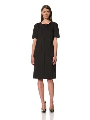 JIL SANDER Women's Cotton Twill Dress