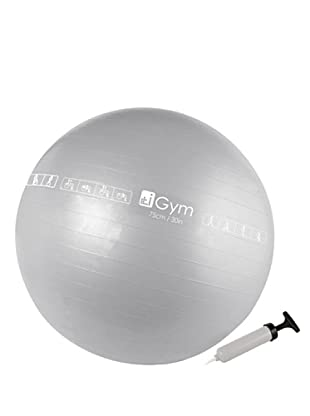 IGYM Bola de 65 Cm 65 CM Plata