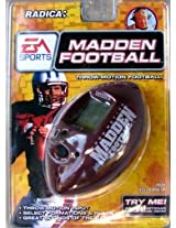 John Madden Football Electronic Handheld Game (Radica 1999)