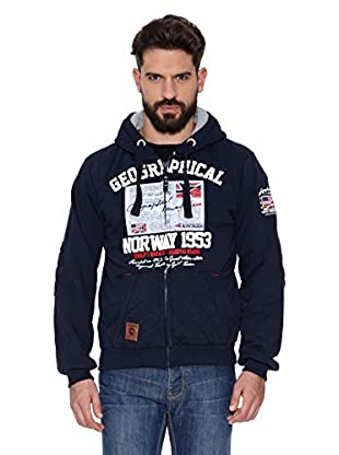 Geographical Norway Sudadera Gantain Men 100 (Azul marino)