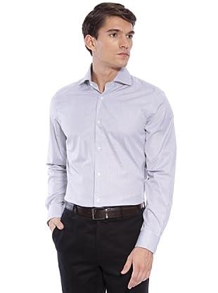 Hackett Camicia Quadri (Bianco/Grigio)