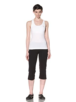 PUMA Women's Essential Tank (White)