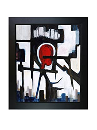 Clive Watts Pain Framed Print On Canvas, Multi, 28.75