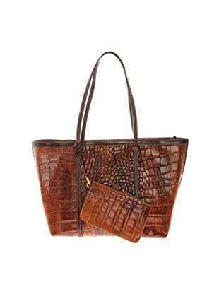 Elysa Shopper (Camel)