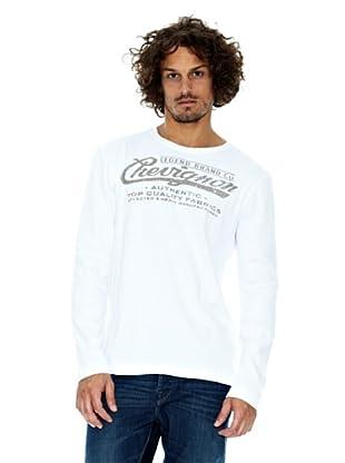 Chevignon Camiseta (Blanco)