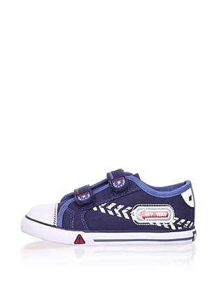 Pablosky Kid's Embellished Sneaker (Navy)