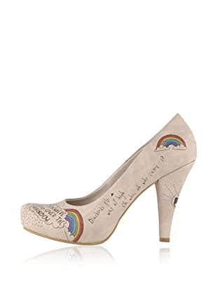 Dogo High Heel Rainbow (Creme)