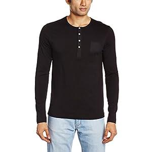 FREECULTR Round Neck T-Shirt - Jet Black