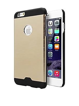 Unotec  Hülle Metall iPhone 6Plus/6S Plus goldfarben