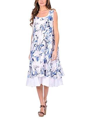 100% lino Kleid Bonnie