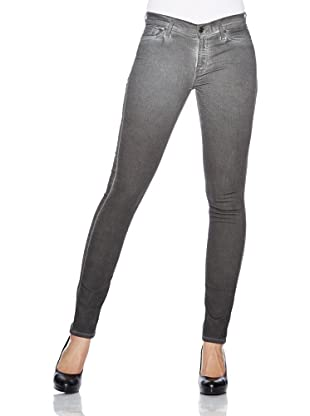 7 for all mankind Jeans The Skinny (faded grill)