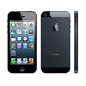 Apple iPhone 5 (White-Silver, 16GB)
