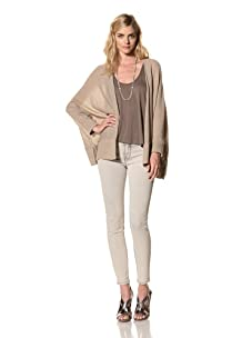 Qi Women's Adele Cocoon (Natural)
