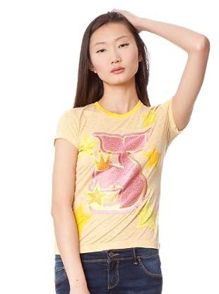 Custo T-Shirt (Senf)