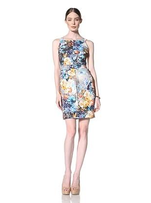 Peter Som Women's Sleeveless Fitted Dress