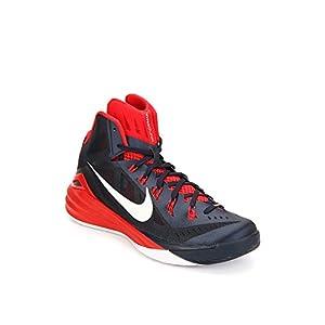 Hyperdunk 2014 Navy Blue Basketball Shoes