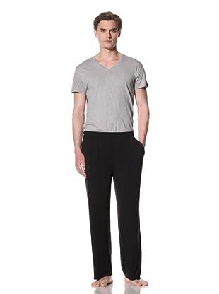 Sterling Majestic Men's Markham Modal Lounge Pants (Black)