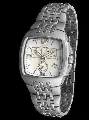 Sandoz 73503-00 - Reloj Col. Diver Unisex Acero blanco
