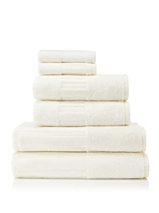 Garnier-Thiebaut 6-Piece Bath Towel Set (Ivoire)